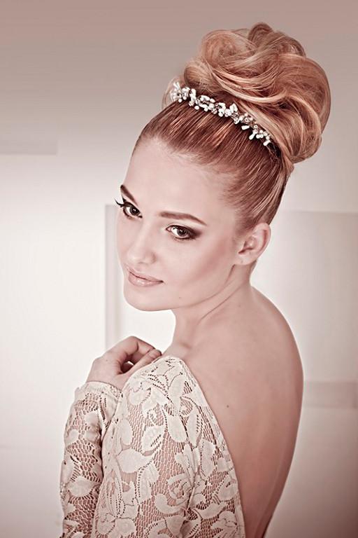 Best ideas about Wedding Bun Hairstyles . Save or Pin The 30 Best Wedding Bun Hairstyles EverAfterGuide Now.