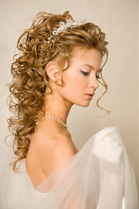 Best ideas about Wedding Curly Hairstyles . Save or Pin 30 Wedding Hairstyles A Collection that Gorgeous Brides Now.