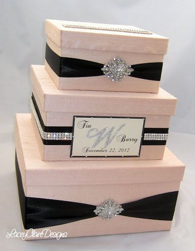 Best ideas about Wedding Gift Boxes Ideas . Save or Pin 25 best ideas about Gift Card Boxes on Pinterest Now.