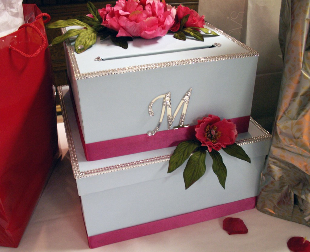 Best ideas about Wedding Gift Boxes Ideas . Save or Pin DIY Wedding Card Box Project Now.