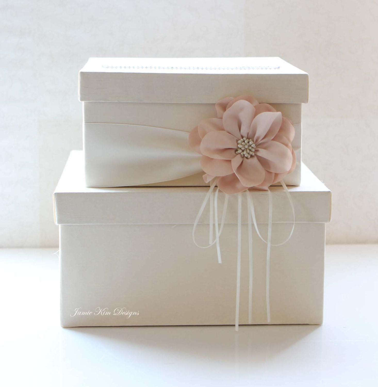 Best ideas about Wedding Gift Boxes Ideas . Save or Pin Wedding Card Box Wedding Money Box Gift Card Box Custom Made Now.