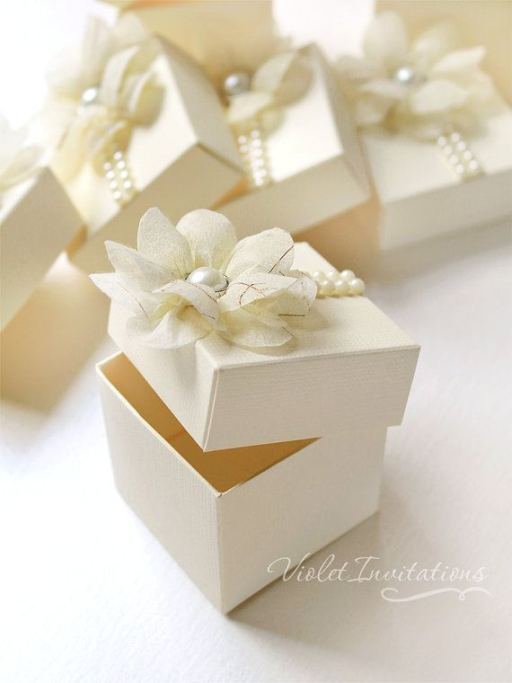 Best ideas about Wedding Gift Boxes Ideas . Save or Pin Best 25 Favor boxes ideas on Pinterest Now.
