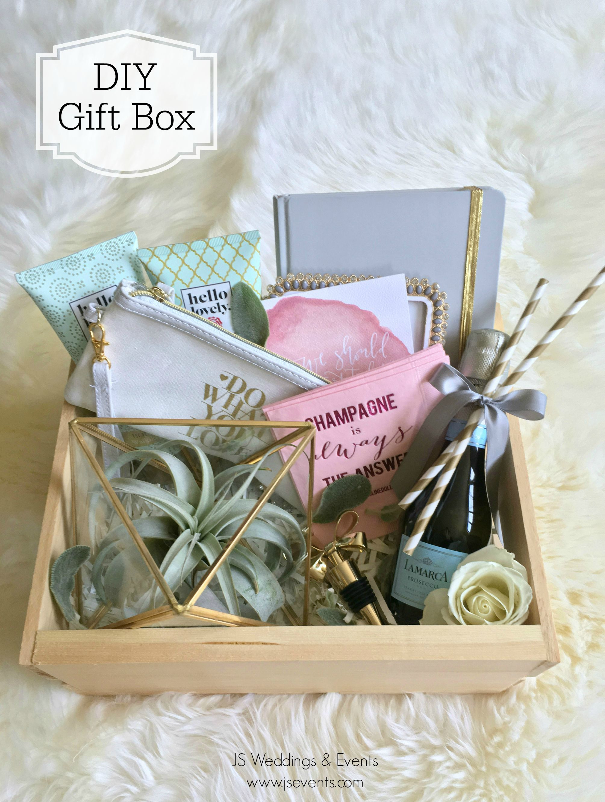 Best ideas about Wedding Gift Boxes Ideas . Save or Pin DIY Gift Box j u b i l e e  Now.