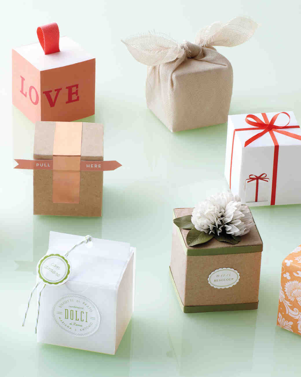 Best ideas about Wedding Gift Boxes Ideas . Save or Pin 10 Ways to Decorate a Favor Box Now.