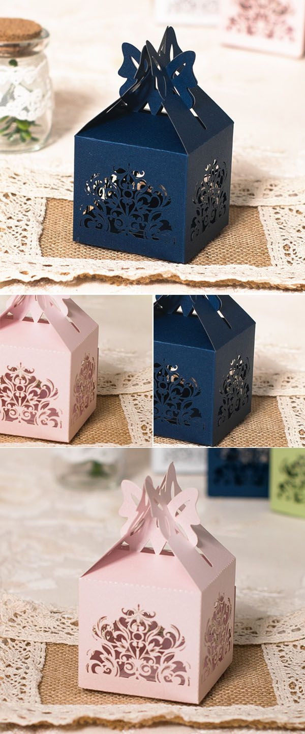 Best ideas about Wedding Gift Boxes Ideas . Save or Pin 25 best ideas about Wedding Favor Boxes on Pinterest Now.