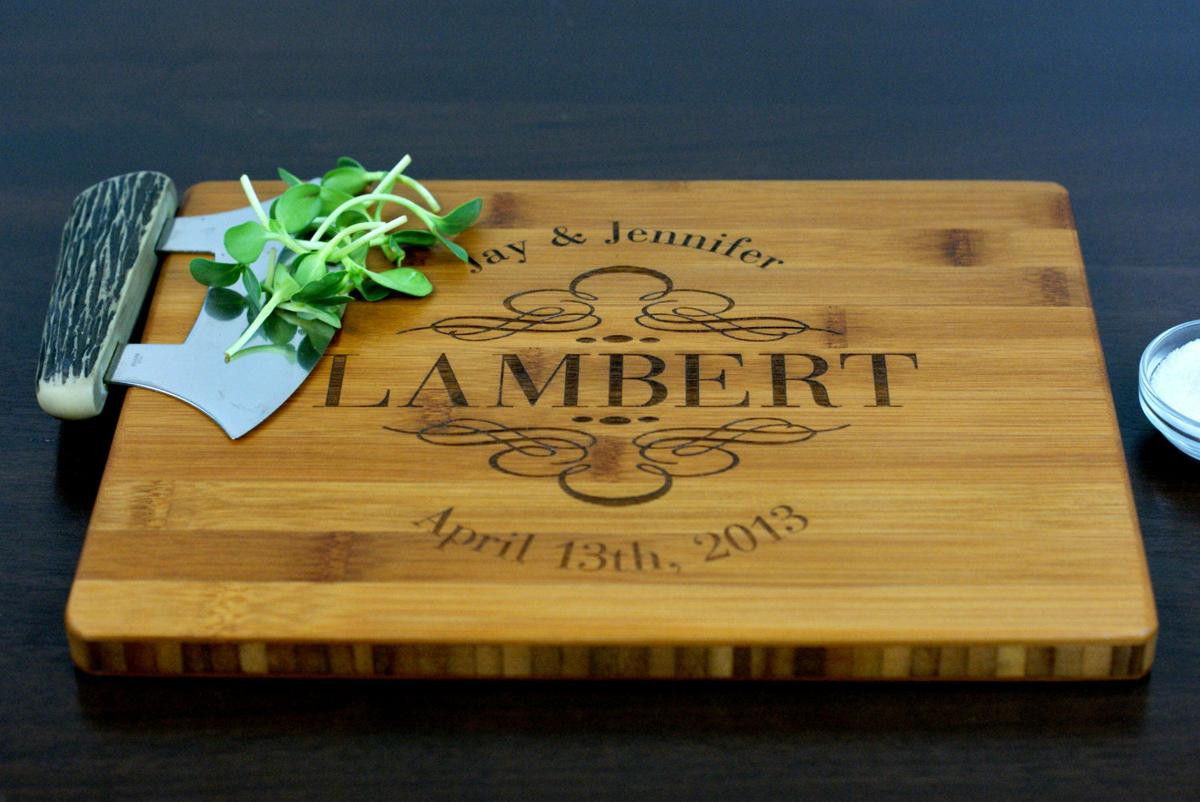 Best ideas about Wedding Gift Engraving Ideas . Save or Pin Affordable personalized wedding t ideas Now.