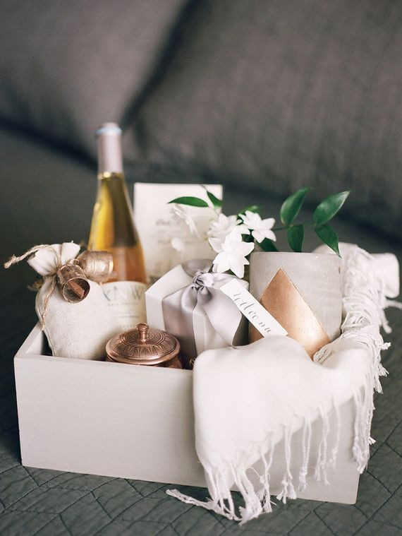 Best ideas about Wedding Gift Ideas For Bride . Save or Pin Wedding t basket Bridesmaids Gifts Now.