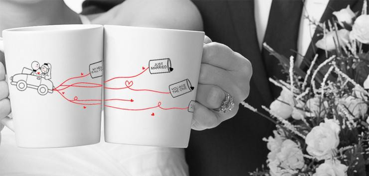 Best ideas about Wedding Gift Ideas For Bride . Save or Pin Wedding Gifts for Bride and Groom His and Hers Wedding Now.