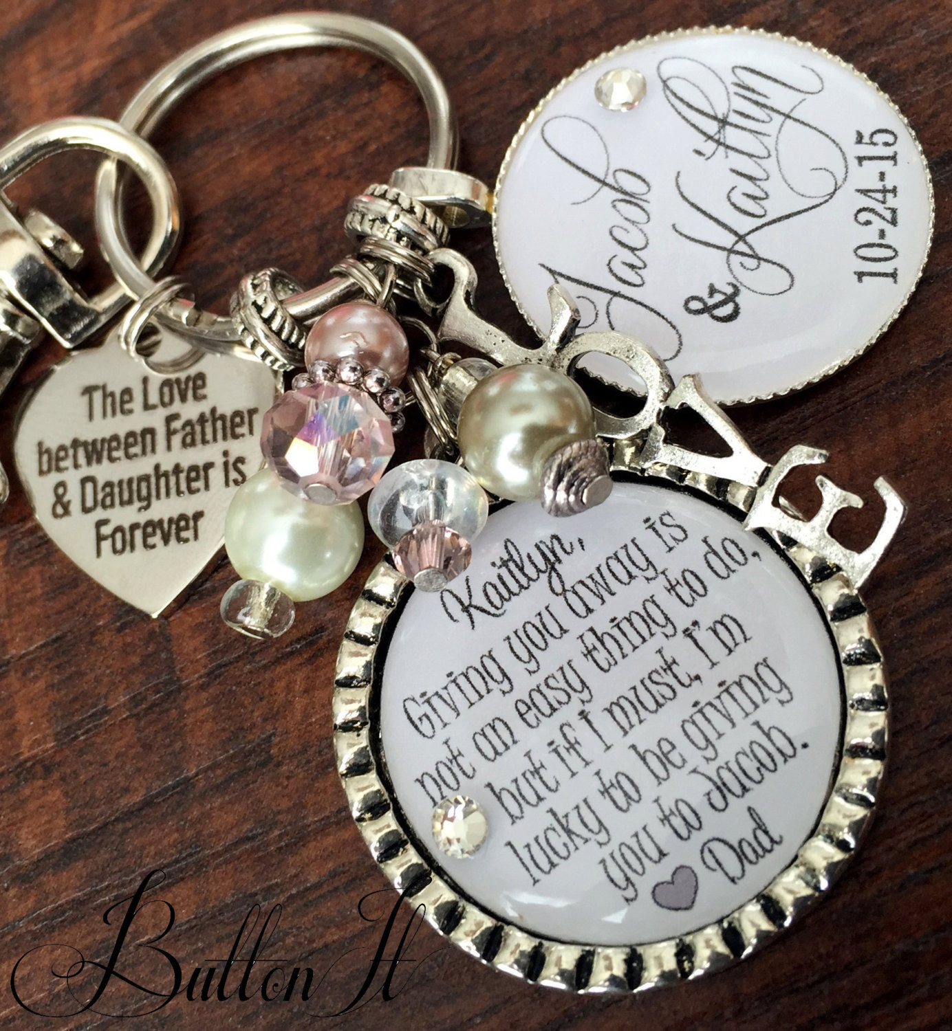 Best ideas about Wedding Gift Ideas For Daughter . Save or Pin Wedding t for Bride from dad daughter wedding t bridal Now.