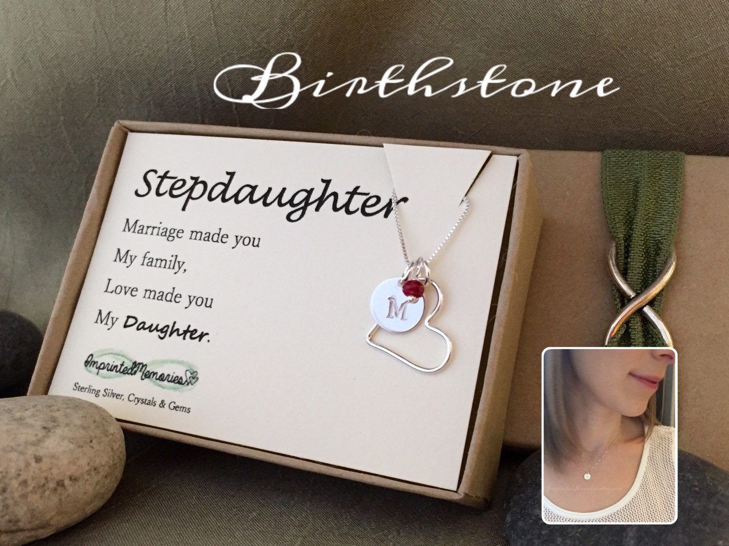 Best ideas about Wedding Gift Ideas For Daughter . Save or Pin Stepdaughter t new stepdaughter wedding t marriage Now.