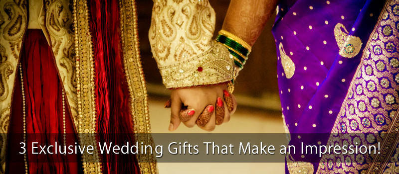 Best ideas about Wedding Gift Ideas For Young Couples . Save or Pin 3 Exclusive Wedding Gifts That Make an Impression Now.