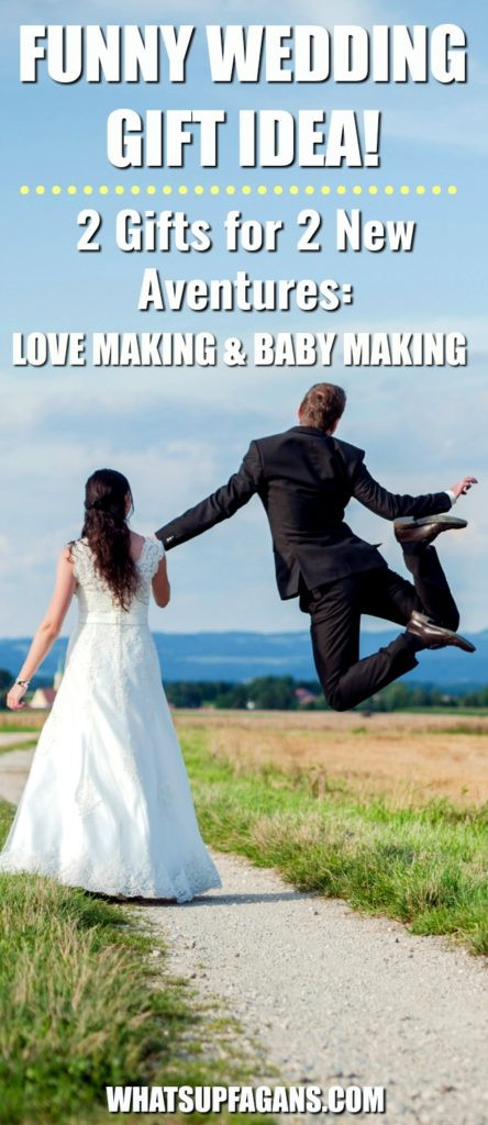 Best ideas about Wedding Gift Ideas For Young Couples . Save or Pin Funny Wedding Gifts Choose Your Next Adventure Idea Now.