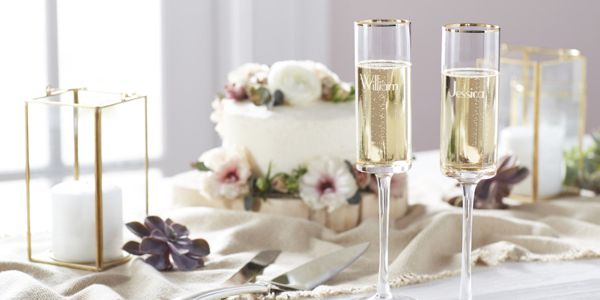 Best ideas about Wedding Gift Ideas Walmart . Save or Pin Walmart's New Personalized Wedding Shop Has Tons Now.