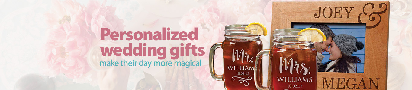 Best ideas about Wedding Gift Ideas Walmart . Save or Pin Personalized Gifts Walmart Now.