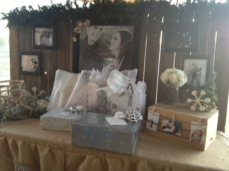 Best ideas about Wedding Gift Tables Ideas . Save or Pin 37 best Gift Table Decor Inspiration images on Pinterest Now.