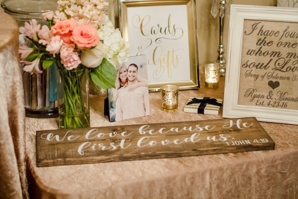Best ideas about Wedding Gift Tables Ideas . Save or Pin Wedding t table ideas Freeland graphy Belle Now.