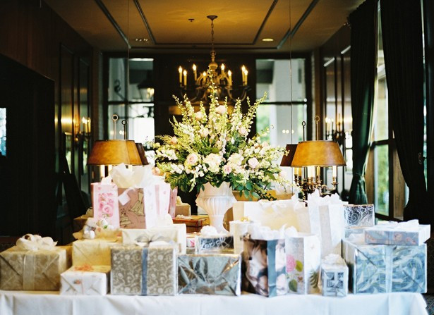 Best ideas about Wedding Gift Tables Ideas . Save or Pin 7 Hot Wedding Gift Trends of 2013 Now.