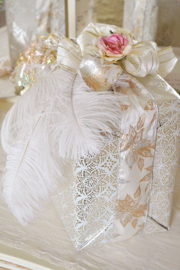 Best ideas about Wedding Gift Wrap Ideas . Save or Pin 1000 ideas about Wedding Gift Wrapping on Pinterest Now.