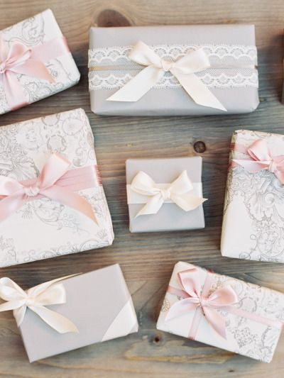 Best ideas about Wedding Gift Wrapping Ideas . Save or Pin 25 best ideas about Wedding Gift Wrapping on Pinterest Now.