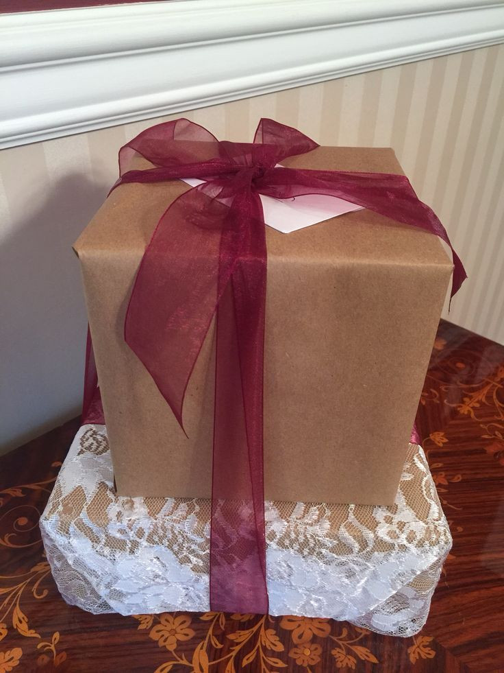 Best ideas about Wedding Gift Wrapping Ideas . Save or Pin Best 25 Bridal t wrapping ideas ideas on Pinterest Now.