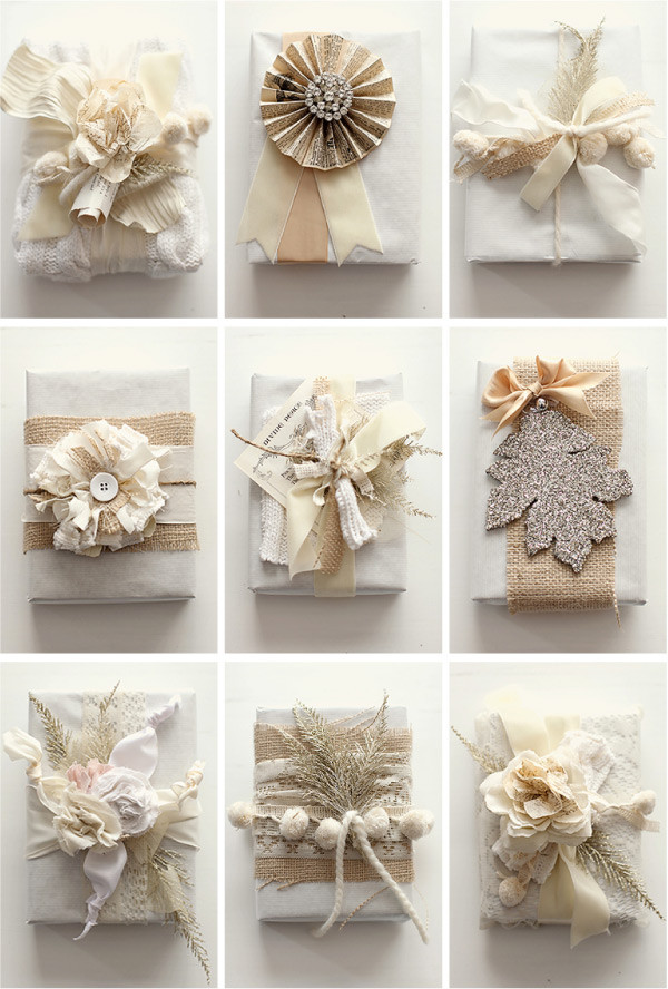 Best ideas about Wedding Gift Wrapping Ideas . Save or Pin sara baig designs Holiday ideas t wrapping Now.