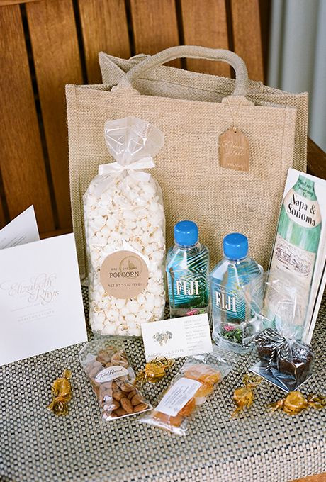 Best ideas about Wedding Guest Gift Bag Ideas . Save or Pin Best 25 Wedding wel e bags ideas on Pinterest Now.