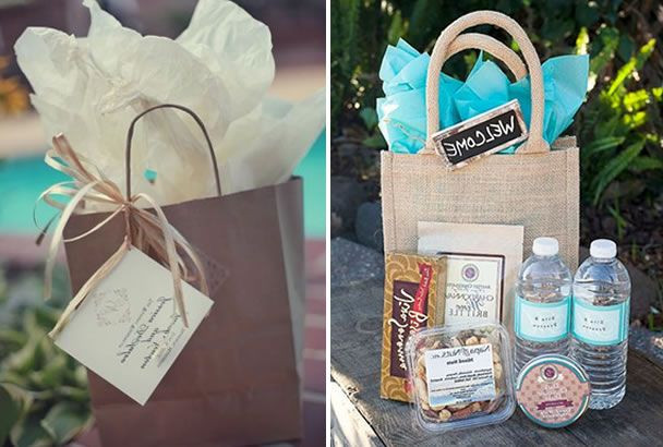 Best ideas about Wedding Guest Gift Bag Ideas . Save or Pin hotel wedding ideas Now.