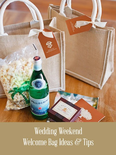 Best ideas about Wedding Guest Gift Bag Ideas . Save or Pin Wedding Wel e Bag Ideas Now.