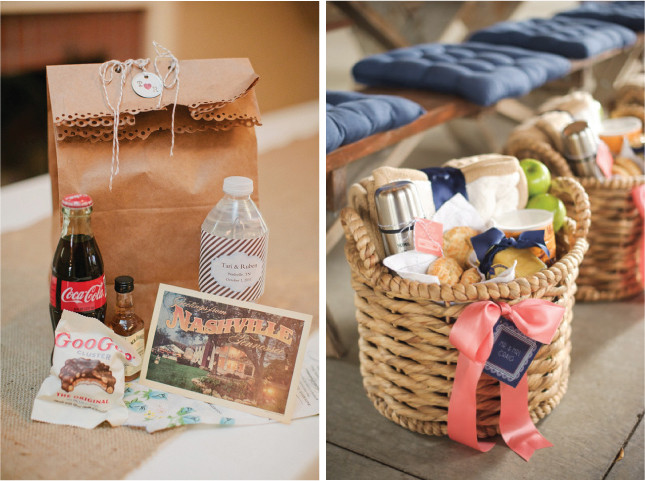 Best ideas about Wedding Guest Gift Bag Ideas . Save or Pin 15 Ways To Wel e Your Wedding Guest Belle The Magazine Now.