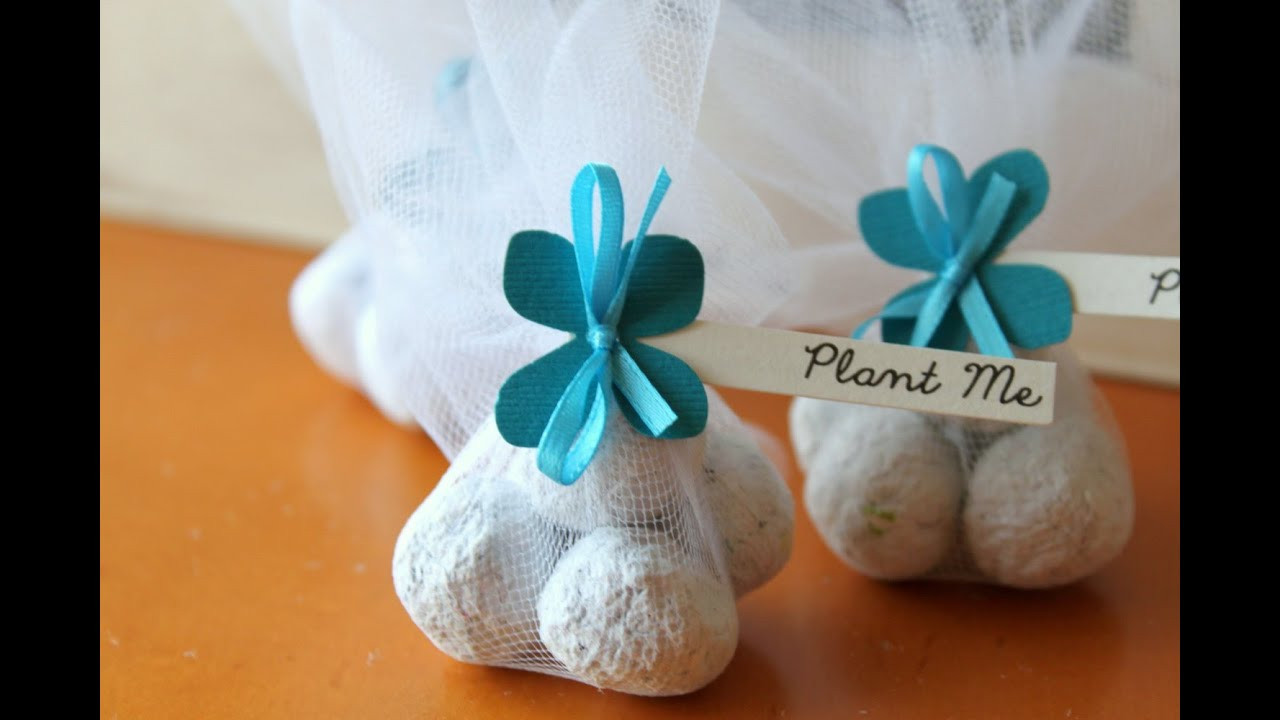 Best ideas about Wedding Guest Gift Ideas . Save or Pin Eco Friendly Wedding Gift For Guest Now.