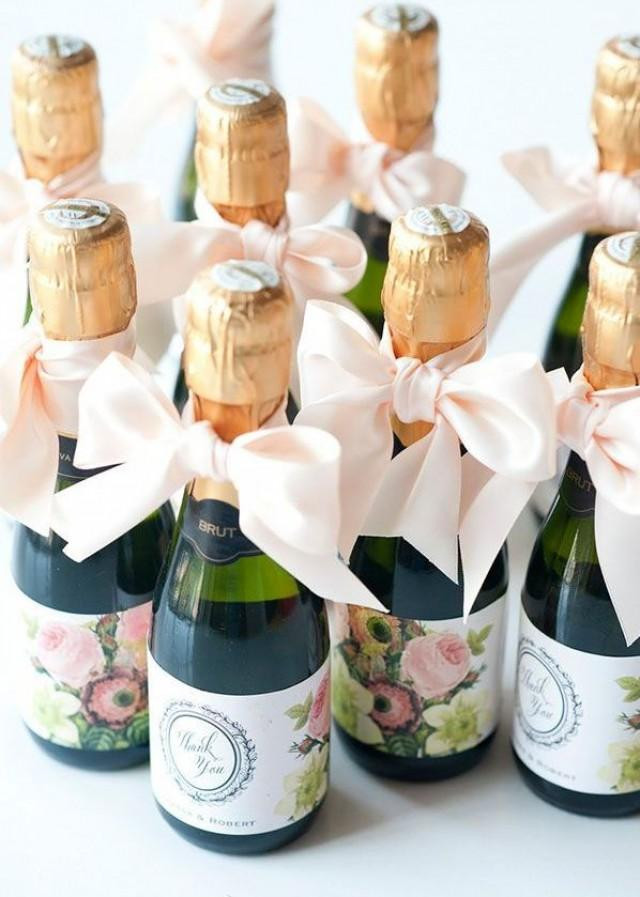 Best ideas about Wedding Guest Gift Ideas . Save or Pin 10 Wedding Favors Your Guests Won t Hate Weddbook Now.