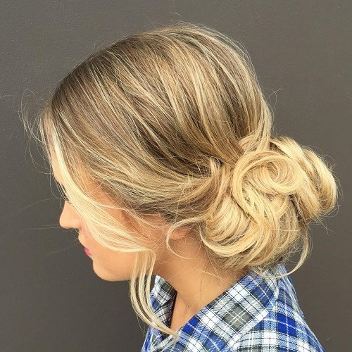 Best ideas about Wedding Guest Hairstyles . Save or Pin 20 Lovely Wedding Guest Hairstyles Now.