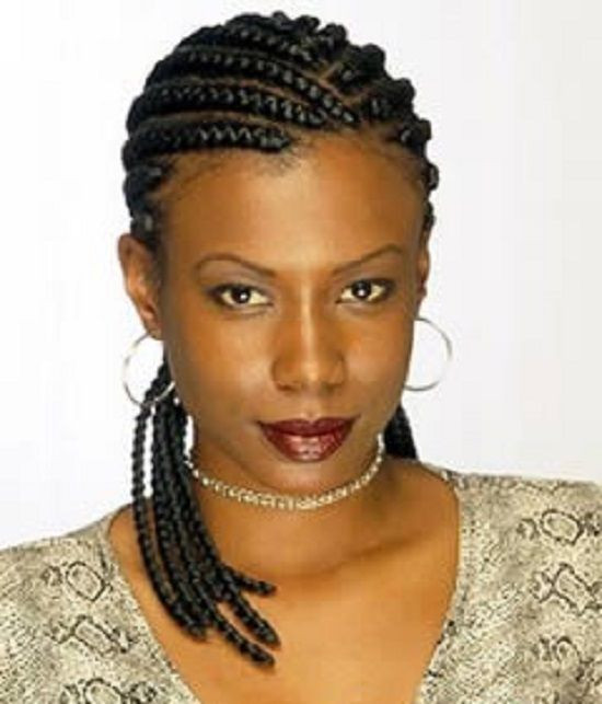 Best ideas about Wedding Hairstyles Braids African American . Save or Pin African Braided Wedding Hairstyles Now.