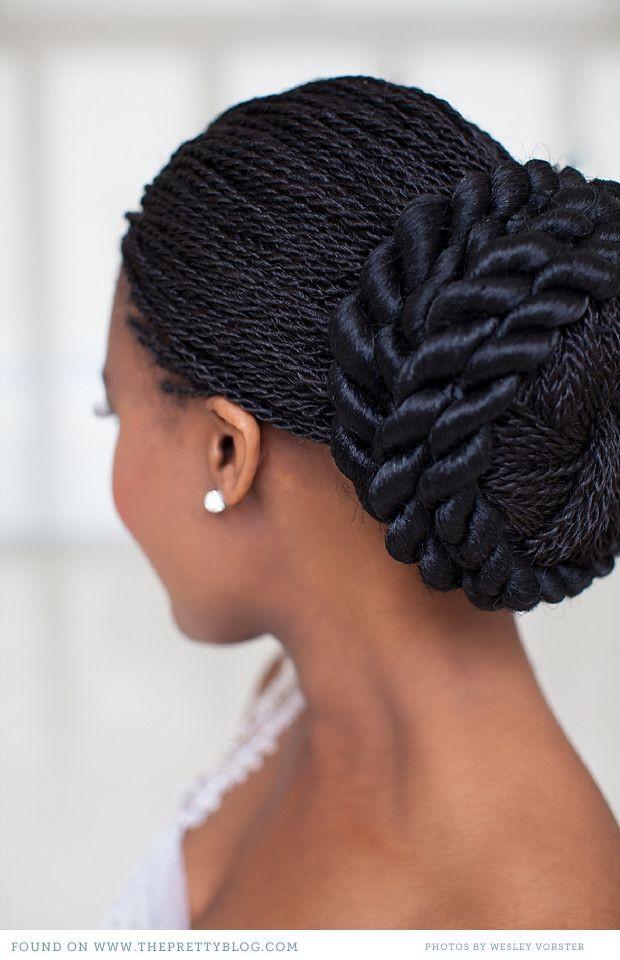 Best ideas about Wedding Hairstyles Braids African American . Save or Pin 572 best Wedding Hairstyles Now.