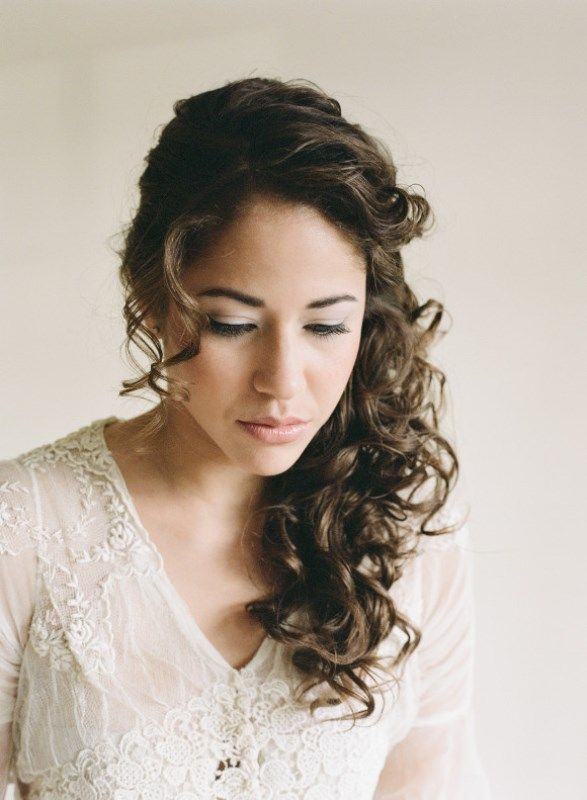 Best ideas about Wedding Hairstyles For Naturally Curly Hair . Save or Pin Best 25 Naturally curly hairstyles ideas on Pinterest Now.
