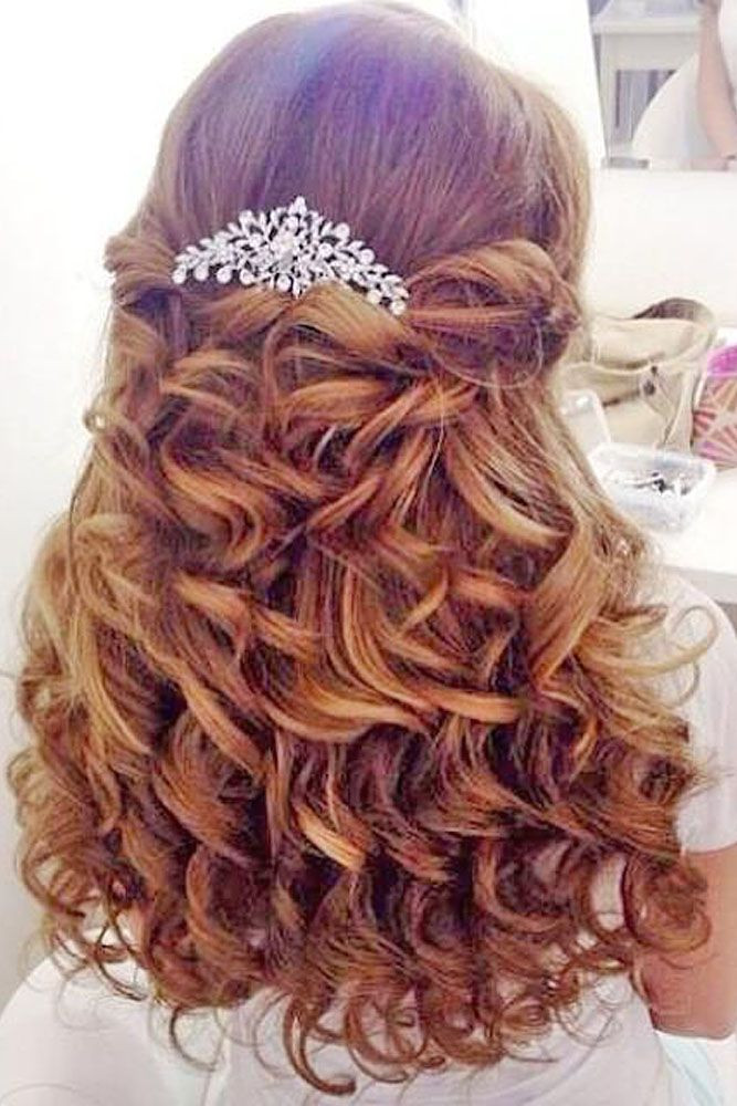 Best ideas about Wedding Hairstyles For Toddlers . Save or Pin 33 Cute Flower Girl Hairstyles 2017 Update Now.