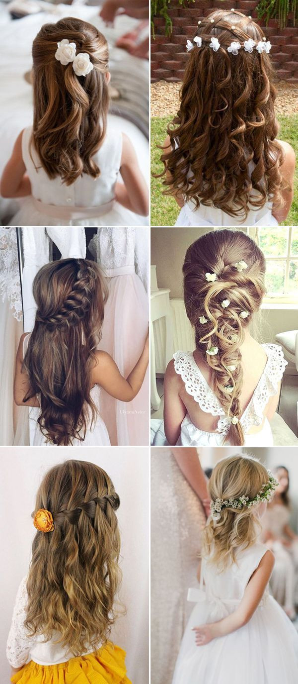 Best ideas about Wedding Hairstyles For Toddlers . Save or Pin Best 25 Kids wedding hairstyles ideas on Pinterest Now.