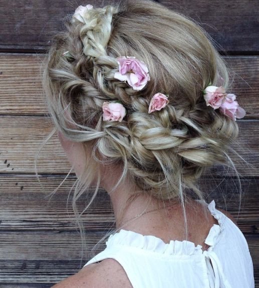 Best ideas about Wedding Hairstyles For Toddlers . Save or Pin Best 10 Kids Wedding Hairstyles ideas on Pinterest Now.