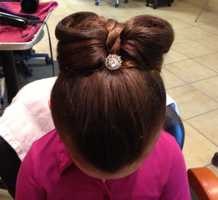 Best ideas about Wedding Hairstyles For Toddlers . Save or Pin 20 best images about Kids updos on Pinterest Now.