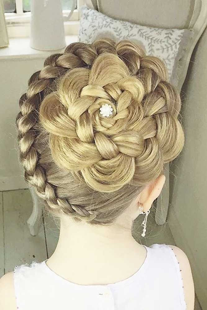 Best ideas about Wedding Hairstyles For Toddlers . Save or Pin Best 25 Flower girl hairstyles ideas on Pinterest Now.
