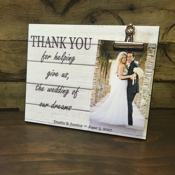 Best ideas about Wedding Officiant Gift Ideas . Save or Pin Wedding ficiant Gift Wedding Gift Thank You by Now.