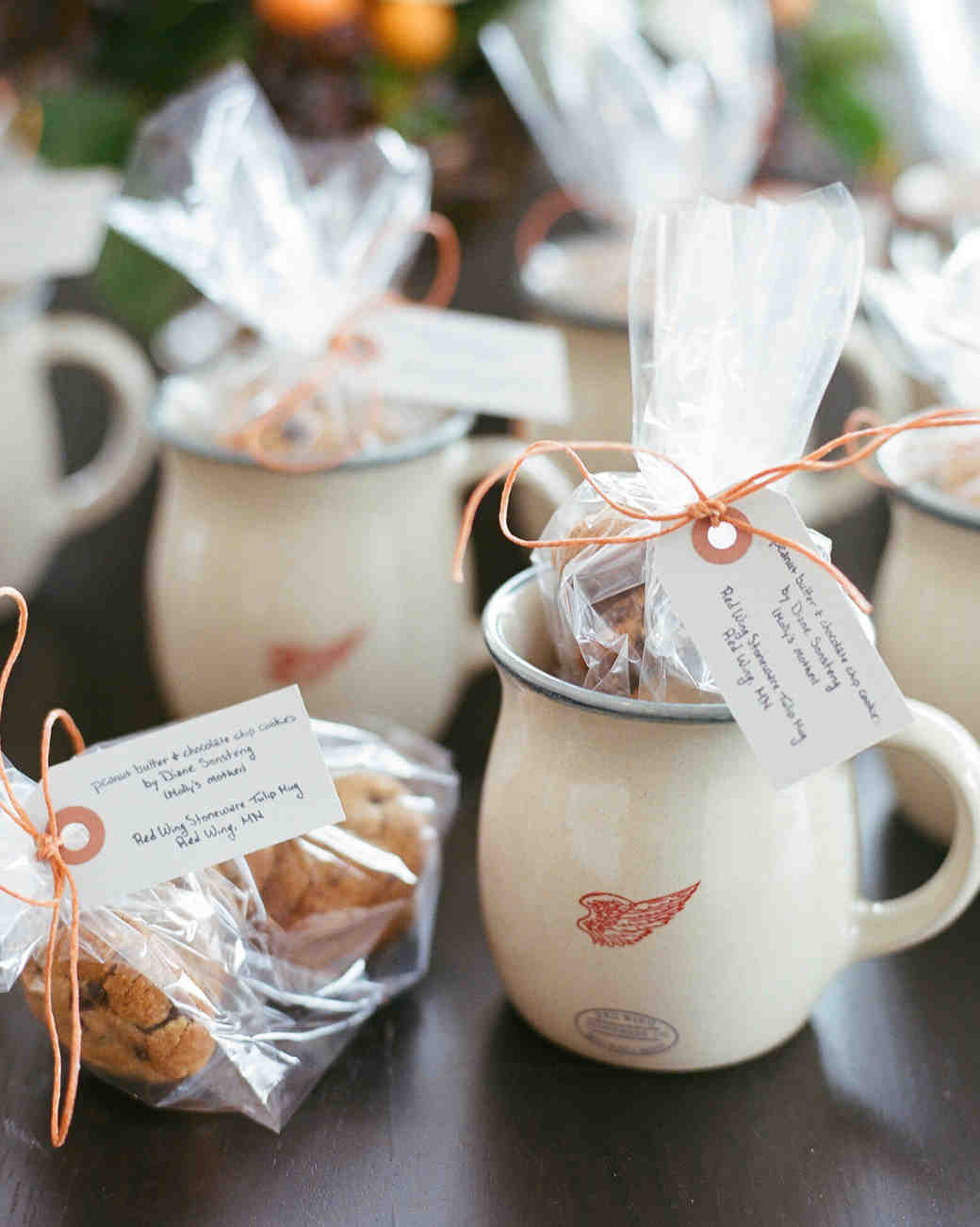 Best ideas about Wedding Party Gift Ideas . Save or Pin 24 Unique Winter Wedding Favor Ideas Now.