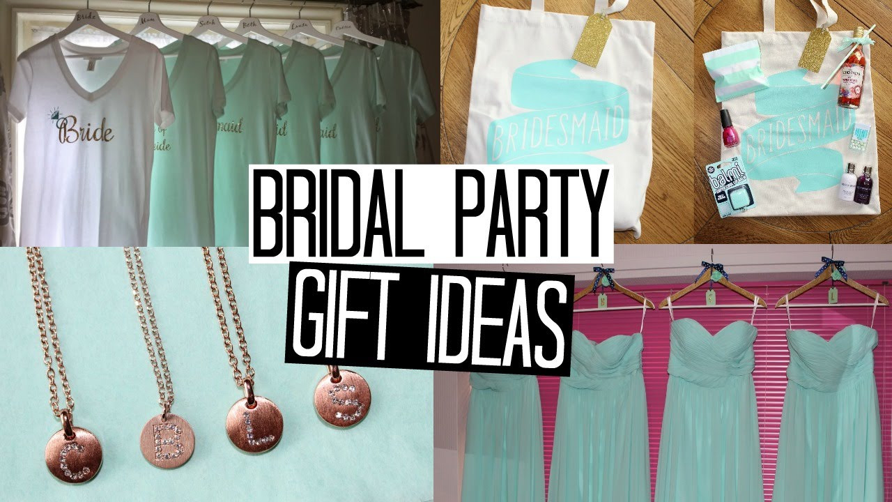 Best ideas about Wedding Party Gift Ideas . Save or Pin Bridal Party Gift Ideas Part 1 Now.