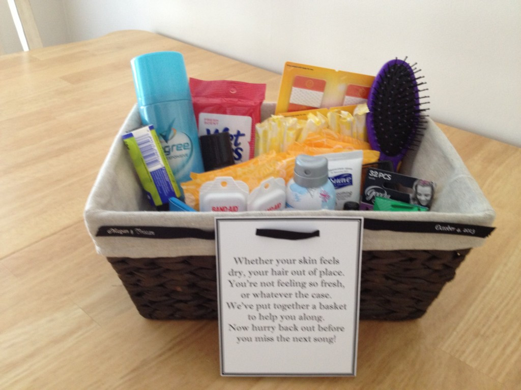 Best ideas about Wedding Shower Gift Basket Ideas . Save or Pin Creative Bridal Shower Basket Ideas for Wedding Now.