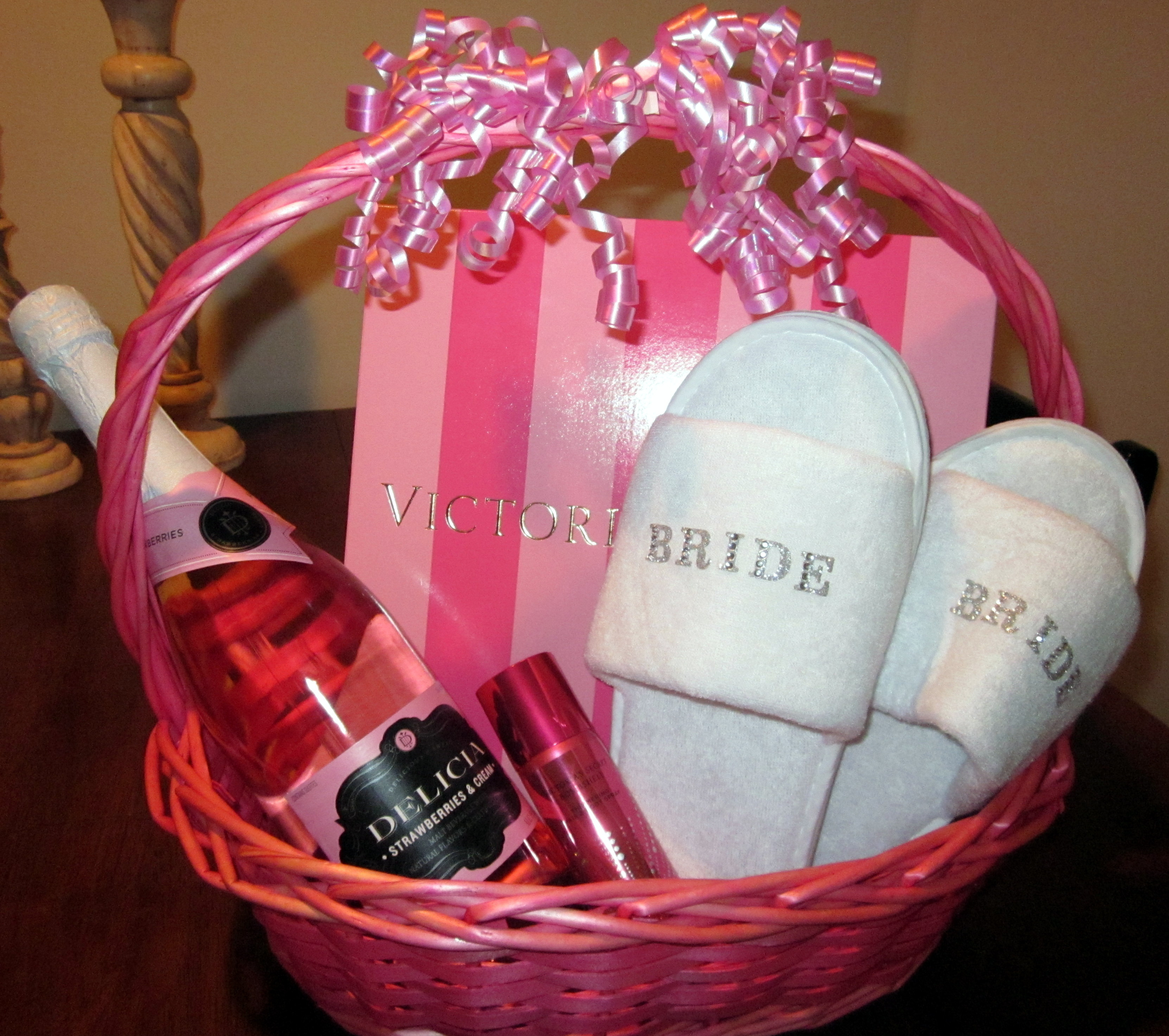 Best ideas about Wedding Shower Gift Basket Ideas . Save or Pin bridal shower t ideas Archives TrueBlu Now.