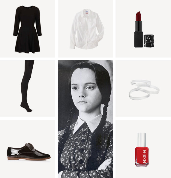 Best ideas about Wednesday Addams DIY Costume . Save or Pin diy halloween costumes pt 5 almost makes perfect Now.