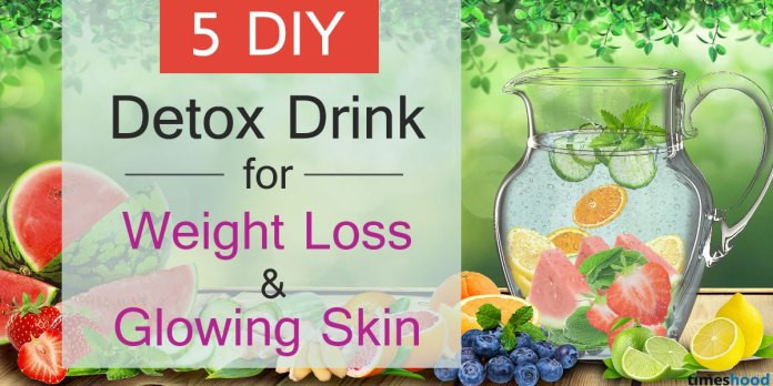 Best ideas about Weight Loss Cleanse DIY . Save or Pin 5 Delicious Detox Water Recipes for Weight Loss and Now.