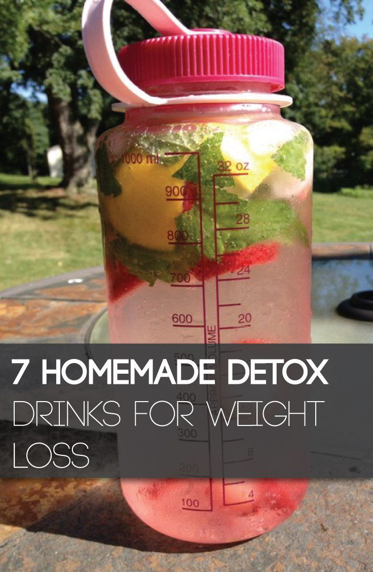 Best ideas about Weight Loss Cleanse DIY . Save or Pin 1000 ideas about Homemade Detox on Pinterest Now.