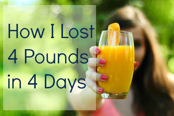Best ideas about Weight Loss Cleanse DIY . Save or Pin DIY Juice Cleanse How I lost 4 pounds in 4 days Now.