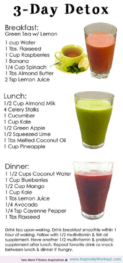 Best ideas about Weight Loss Cleanse DIY . Save or Pin 3 day detox Archives Now.